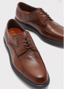 holiday outfits - Oxford Lace-ups