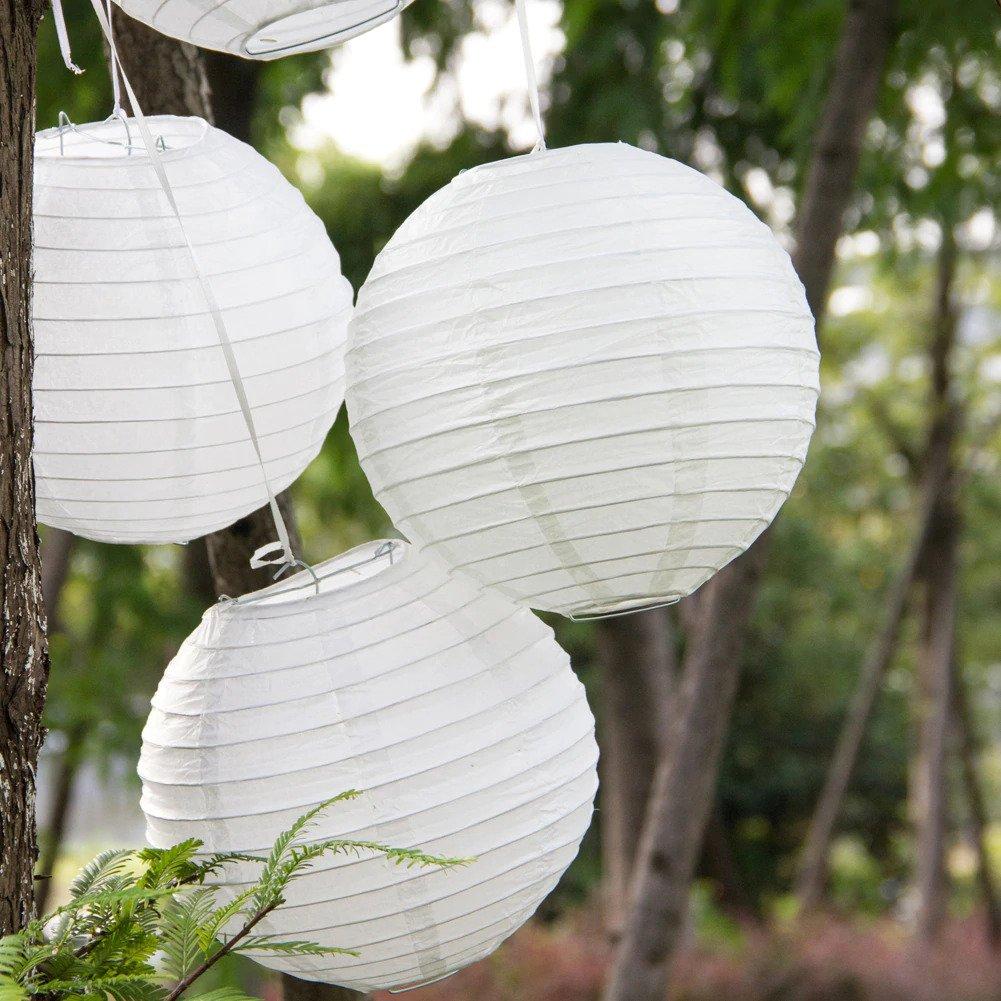 festive decor - Paper Garlands