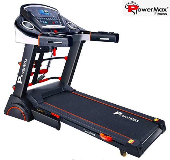 Powermax Fitness TDA - electronics for quarantine