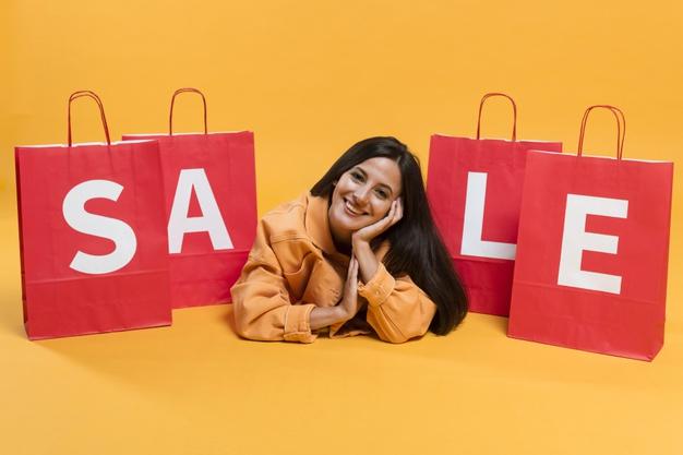 ways to save money - cehck sales
