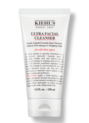 """<Product Image-Kiehl's Ultra Facial Cleanser></noscript>"""" width=""""217″ height=""""300″></p> <p style="""