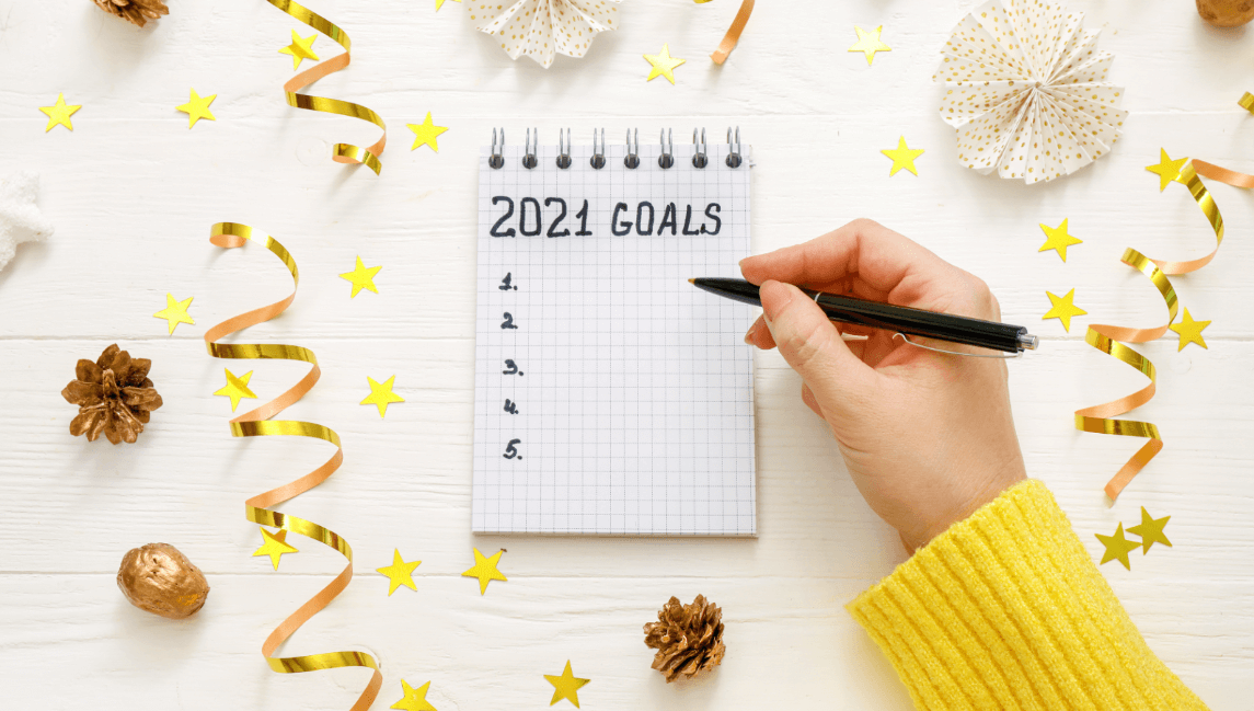New Year resolutions to make your 2021 not so 2020