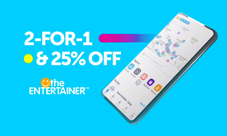 The Entertainer app and promocode