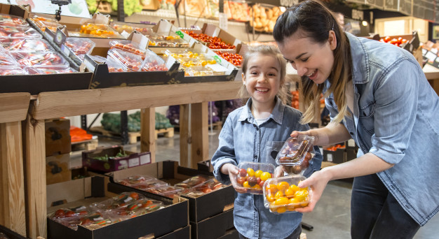 simple ways to save money - local shops