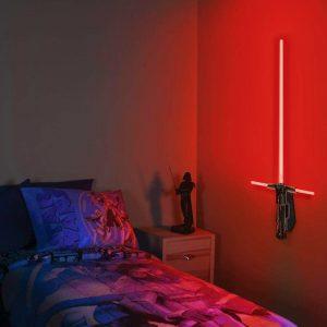 Uncle Milton Kylo Ren Mini Lightsaber - a perfect Star Wars merch
