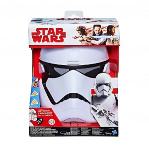 Star Wars merch – Stormtrooper Electronic Voice Changer Mask