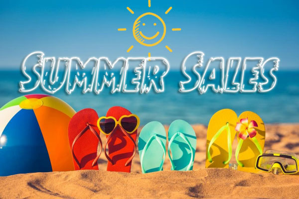 The Best Summer Sales with Exclusive Coupons