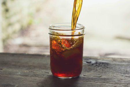 Summer Cooler - iced tea