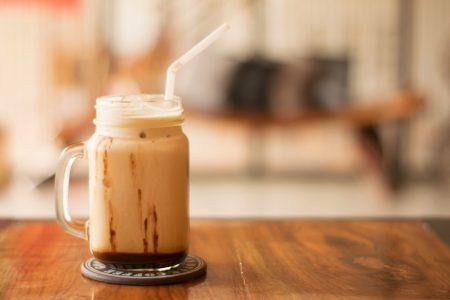 Summer Cooler - cold coffee