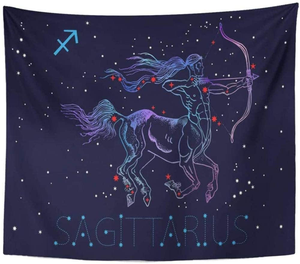 gifts for sagittarius man - Sagittarius Tapestry
