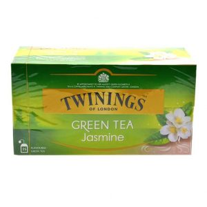 Sophisticated Twinings blend for quarantine party!
