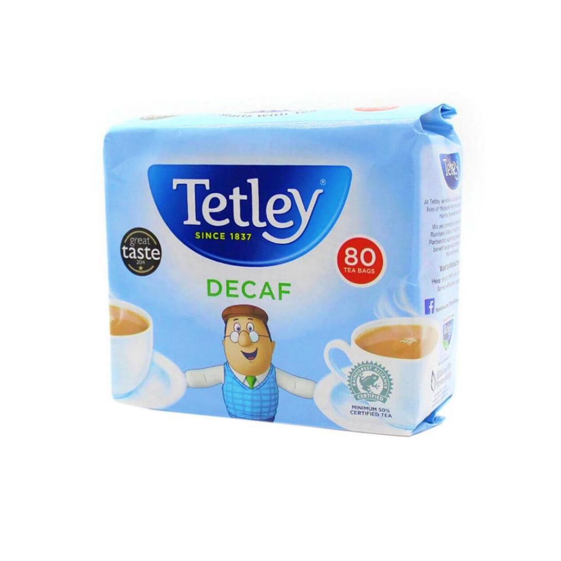 Decaf tea for quarantine - stay healthy!