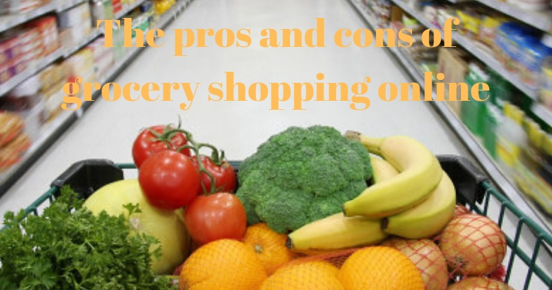 All you need to know about grocery shopping online