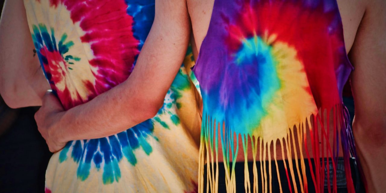 A trend to 'dye' for: Tie-dye fashion is making 2020 a little more colorful