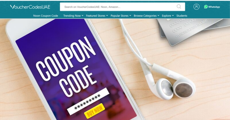 UAE's coupon code sites launches WhatsApp coupon service