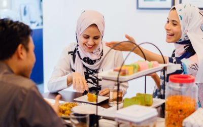 Get your table ready for Ramadan with Pottery Barn