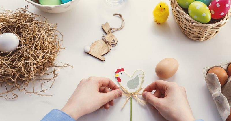 Easter celebration like never before: How to have a quarantine Easter