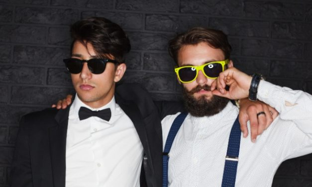 Head over heels for men's fashion trends this year