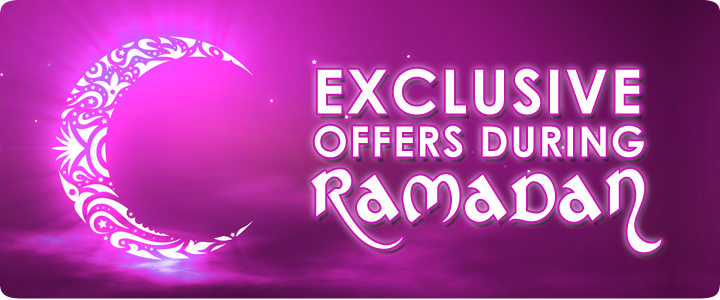 Attractive Ramadan Deals and Discounts