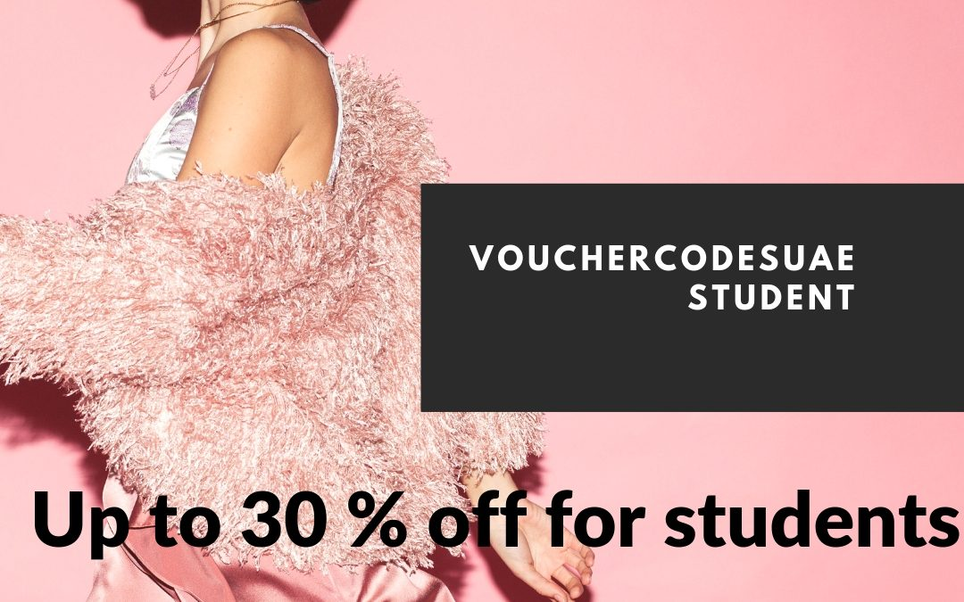 Good news students! VoucherCodesUAE launches exclusive student site
