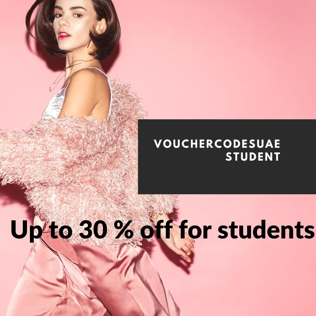 Good news students! VoucherCodesUAE launches exclusive student site