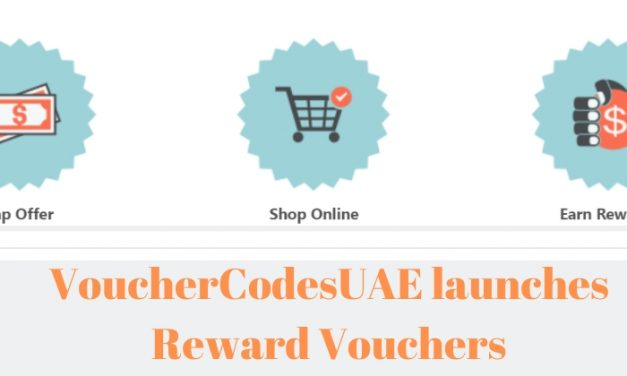VoucherCodesUAE launches Reward Vouchers: One of a kind way to save more and shop more