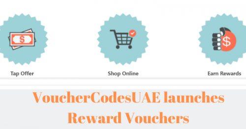 VoucherCodesUAE launches Reward Vouchers