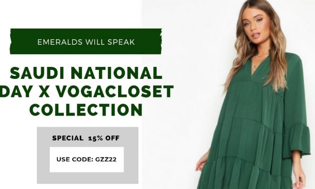 Saudi National Day: Cannot miss these top 10 greens from VogaCloset