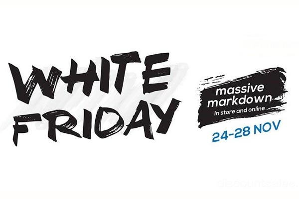 Take Your Shopping Experience to the Next Level on this White Friday