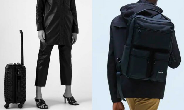 These weekender bags from Zara are just what you need for a quick getaway