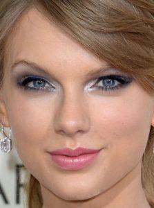 Taylor swift makeup looks
