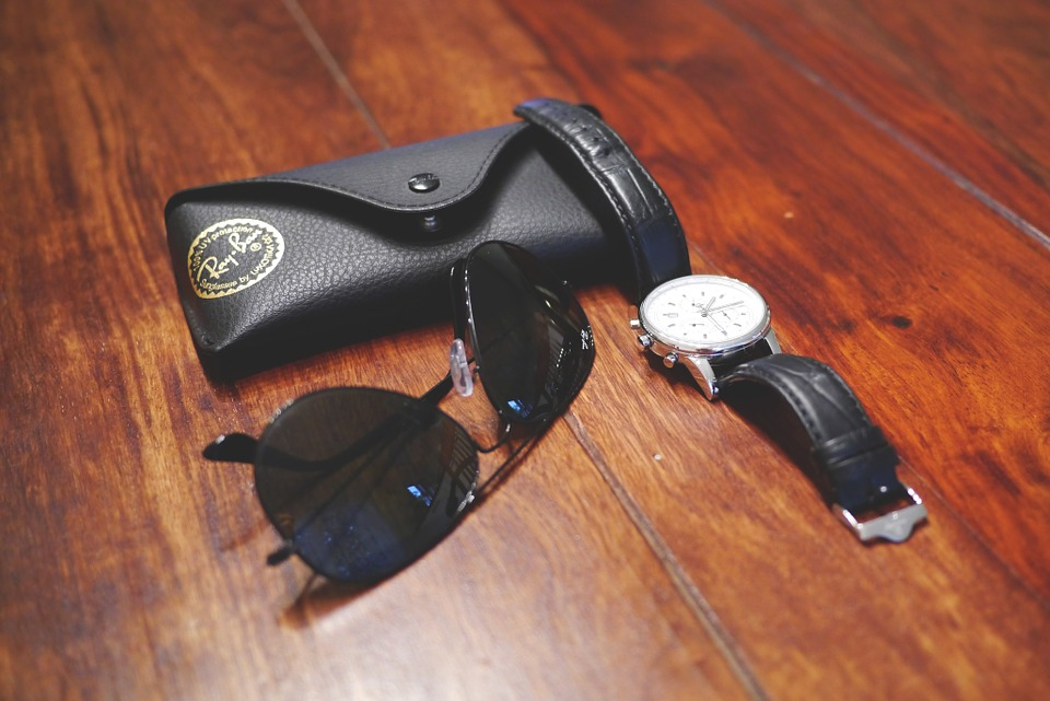 Accessories guide for genteman