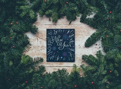 New year's eve at home - ideas