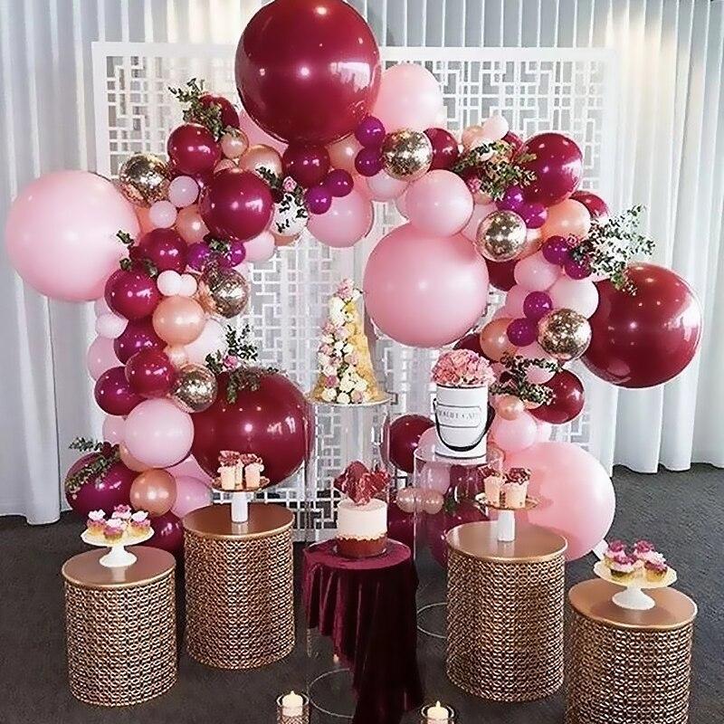 Balloons festive decorations