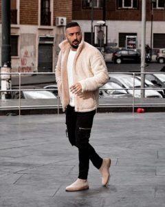men fashion trends 2020 fleece