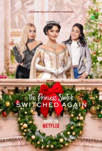 Christmas movies on Netflix - Switched Again