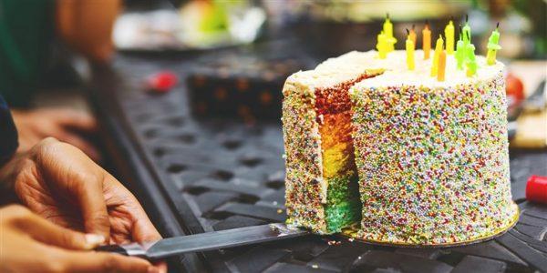 birthday cake quarantine