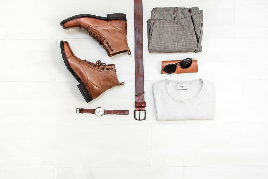 Accesories for stylish man