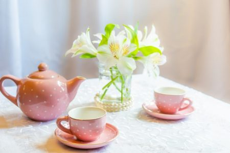 the best tea party essentials cute table