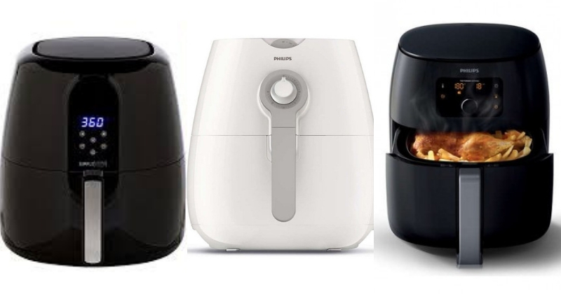 A complete guide to top 10 Air Fryers in the UAE