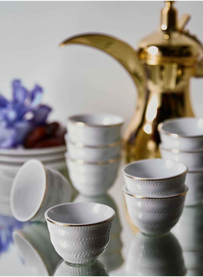 Delicate, beautifully designed East by Noon items.