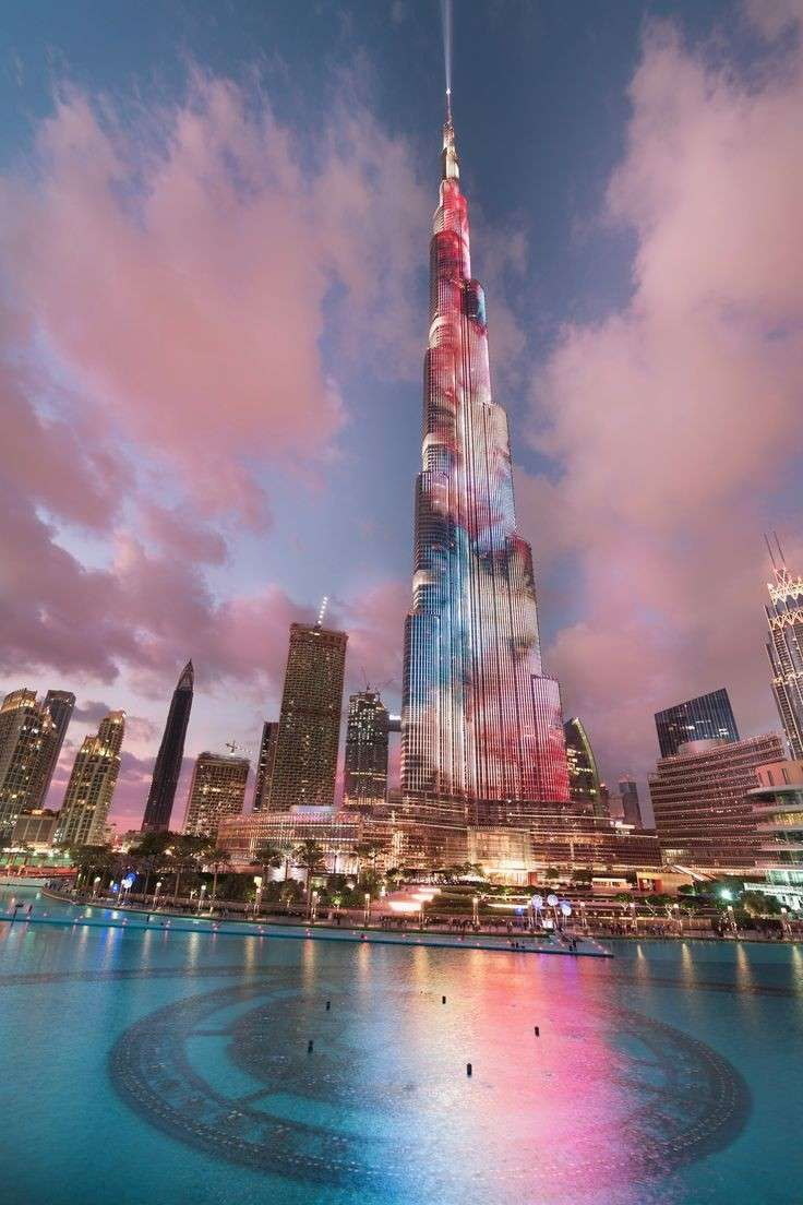 Most instagrammable places in Dubai