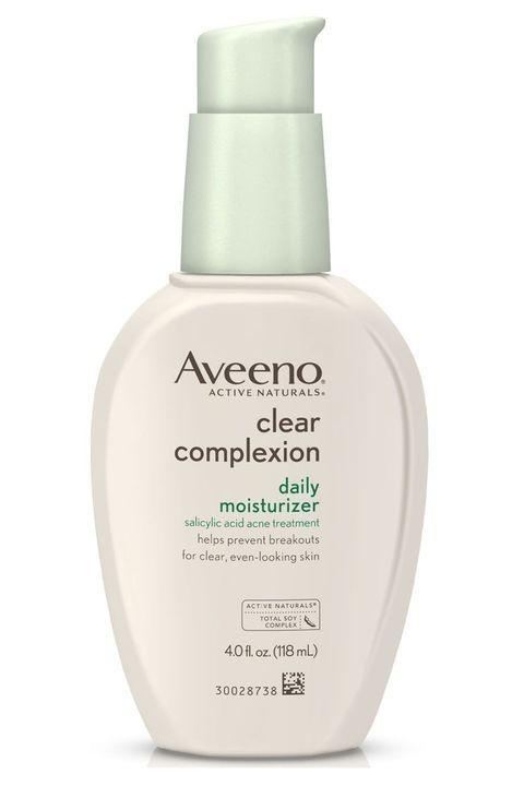 Home skin care routine