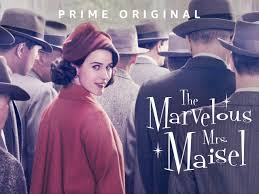List of Best Amazon Prime Shows in UEA - The Marvelous Mrs. Maisel