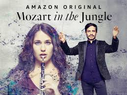Mozart in the Jungle - List of Best Amazon Prime Shows in UEA