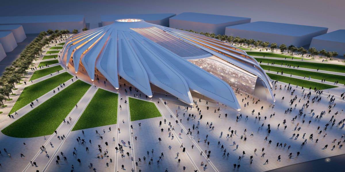 Dubai expo 2020 guide