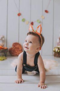 baby bunny ears