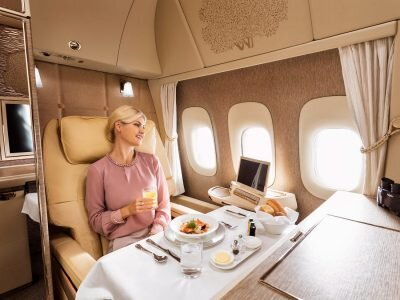 Here's why Emirates is the best airline for luxury travel