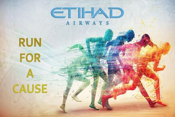 Etihad Annual Charity-Run for a Cause 2015