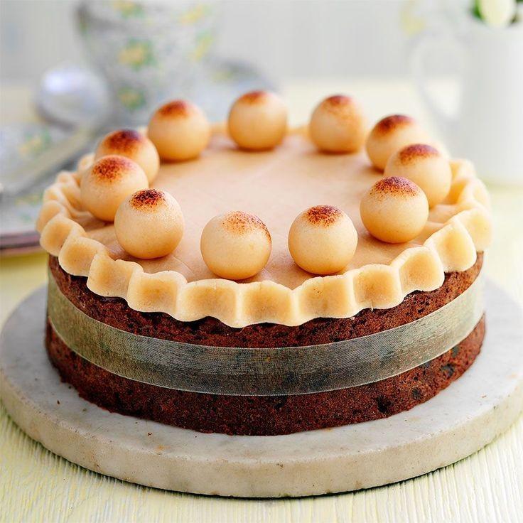 Easter Simnel cake